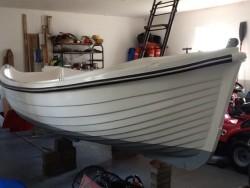 Dell Quay motor boat. for sale