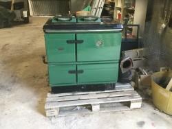 Stanley double burner range for sale