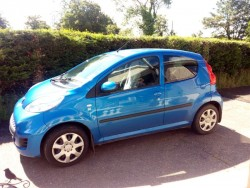 Peugeot 107 2011 1.0 litre for sale