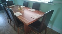 Kitchen Table & (6) Chairs for sale