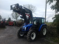 2007 New Holland TL110A for sale