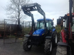2007 New Holland TD90D for sale