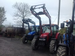 2010 Case JXU105.  for sale