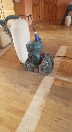 Wood Flooring/ Sanding