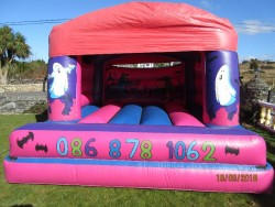 Bouncy Castle with Rain Cover