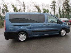 Peugeot Expert 1.6 hdi wheelchair ramp 6 seats for sale