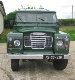 1975 Land Rover Defender M3 for sale