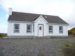 New 3 Bedroom House in Annagry area, Co. Donegal