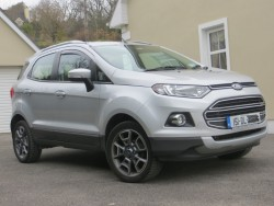 2015 Ford Ecosport 1.5 TDCi Titanium for sale