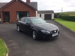 **SEAT EXEO CR SPORT 141BHP** for sale