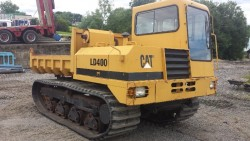 Tracked dumper for sale