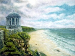 Original Oil Painting, New
