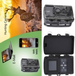 12MP HC800M Hunting Trail Camera Wildlife Scouting Cam Night Vision MMS SMS WY