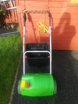 Lawn raker/scarifier for sale