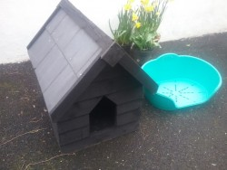 Wooden Dog Kennel for sale  for sale