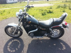 1984 Honda 700 shadow for sale