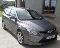2011 Hyundai i30 estate  for sale