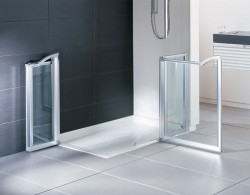 Selection of Access ShowerTrays