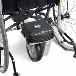 wheelchair with powerpack solo