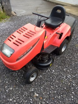 "Castlegarden 36"" Ride on Lawnmower for sale"
