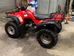 Honda fourtrax 300 for sale