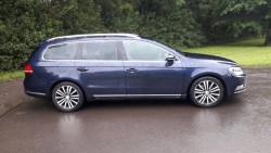 VW PASSAT 2.0 Diesel Sport Bluemotion TDI (2011) £30 tax (new model)