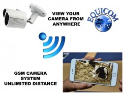 Gsm Lambing Camera
