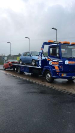All cars vans jeeps lorries/scrap