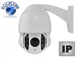 CCTV Camera IP Rotating Zoom Camera for Calving