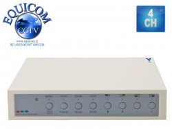 4 Channel Multiplexer for Calving Cameras