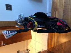 Left handed Taylormade r7