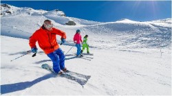 Flights Dublin to Lyon NYE Skiing
