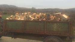 Firewood loads