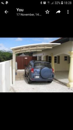Door canopys and car ports