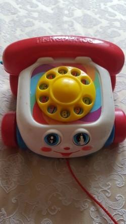 Fisher Price Phone Toy