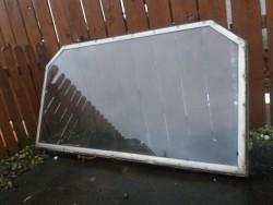 Massey 50b rear window