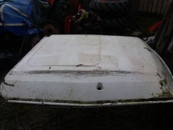 Ford q cab roof&insert only