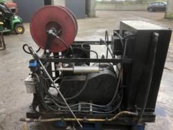 Powerwasher- drain jetter