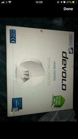 Home smart smoke detector