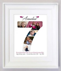 Buy Birthday Collage Picture Frame - Domore