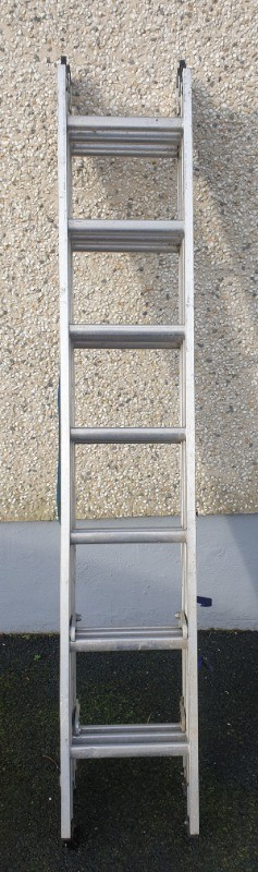 Compact triple Ladder