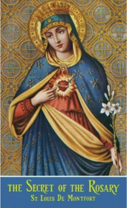 The Secret of the Rosary - traditional Catholic Book - Devotion Blessed Virgin Mary