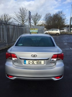 For Sale: Toyota Avensis Strata 2.0 D4D