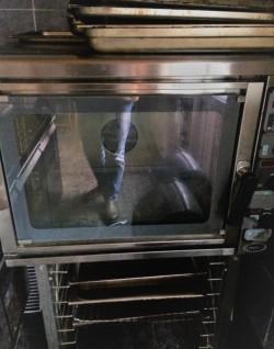 Combi Oven/Steamer