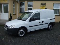 2010 Combo 1.3cdti - Clean Low Mileage Van