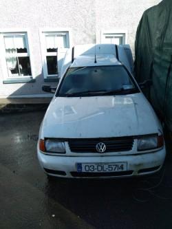 Volkswagen caddy for parts