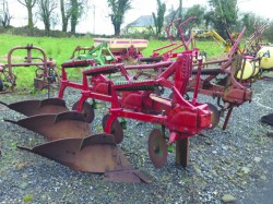 3 Forrow Spring Ploughs