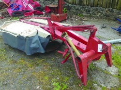 PZ 165 5ft 6 Rotary Moaer for sale