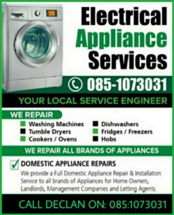 Electrical Appliance Service for sale