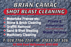 Shot Blast Cleaning